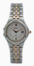 EW Seiko SXDB18 Women's Le Grand Sport Two Tone Dress Watch