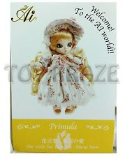 JUN PLANNING AI BALL JOINTED DOLL PRIMULA A-721 FASHION PULLIP GROOVE INC NEW