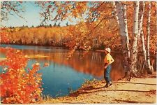 Indian Summer Postcard