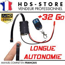 MODULE M007PC CAMERA ESPION FULL HD 1080P + CARTE 32 GO DÉTECTION VIDÉO PHOTO
