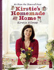Kirstie's Homemade Home, Kirstie Allsopp - Hardback Book - VERY GOOD CONDITION