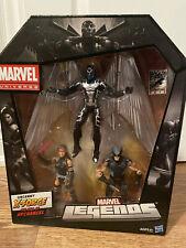 Marvel Legends Hasbro SDCC Exclusive X-Force Set Wolverine, Archangel Psylocke