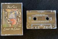 """THE CARS Cassette Tape, DOOR TO DOOR - """"Elektra 1987"""""""