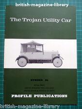 Trojan Utility Car - 1967 Profile Publications issue 80