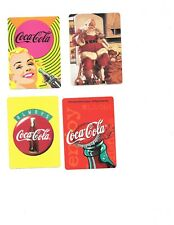 COCA COLA PLAYING CARDS, JOKERS, WILD CARD, SPADE ACE