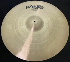 """22"""" PAISTE PROTOTYPE RIDE CYMBAL - EXCELLENT"""