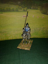 28 mm Elizabethan Cavalry 4 x Spanish Lancers( Choice of horses )