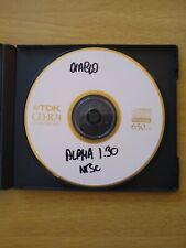 Diablo Sony PlayStation Prototype PS1 Alpha Debug Demo Rare