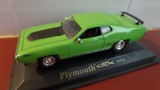 1971 Plymouth GTX in Bright Green - 1:43 scale