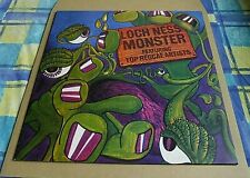 Loch Ness Monster: Top Reggae Artists. Vinyl LP, Trojan/Sanctuary. King Horror