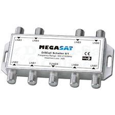 ► DiSEqC Schalter 8-1 MegaSat