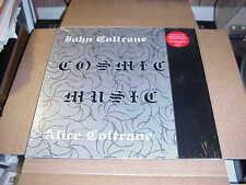 LP:  JOHN & ALICE COLTRANE - Cosmic Music  NEW SEALED REISSUE JAZZ