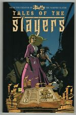 Buffy the Vampire Slayer Tales of the Slayers (2001) TPB 1st Prt Tim Sale VF/NM