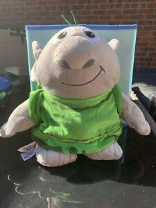 "Frozen Troll Disney Store Original Reversible Rock 10.5"" Plush Soft Toy"