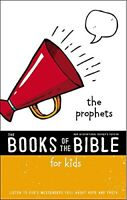 The Books of the Bible: NIrV, for Kids: the Prophets,  AGES 8-12 BRAND NEW!!!