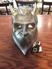 GHOST NAMELESS GHOULS Deluxe Mask SOLID RESIN Trick or Treat Studios Halloween