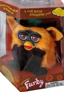 Superb, Furby 1999 Autumn Halloween Fall Witch, Limited Edition  Electronic Toy
