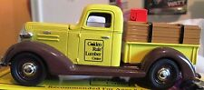 Liberty Classics Golden Rule Lumber Center 1937 Chevy Pickup Coin Bank