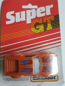 Matchbox Super GT DeTomaso Pantera