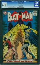 Batman 167 CGC 6.5 -- 1964 -- Zero Hour. Infantino Anderson Moldoff #0948502001