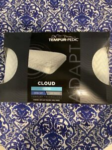New Tempur-pedic Cloud Cooling Extra Soft, Low Profile Pillow