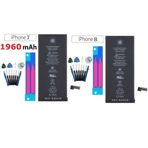 Internal Battery Replacement With Tools Tape Sticker For iPhone 7 iPhone 8