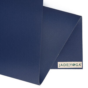 Yoga Mat Jade Yoga Fusion Non Slip Exercise Fitness Gym & Pilates Mat 8mm
