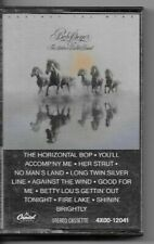 BOB SEGER AND THE SILVER BULLET BAND-AGAINST THE WIND ON CASSETTE.