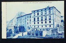 2772.-ALHAMA DE ARAGÓN -Baños de San Roque