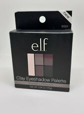 ELF Clay Eyeshadow Palette Smoked to Perfection Ipsy