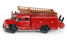 *NEW SUPER SIKU 4115 Magirus Auxiliary Fire Engine Tender 1:50 Diecast Model