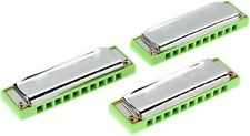 Hohner Rocket Amp Harp Harmonica Pro Pack, in the Keys of C, G and A #M2015XP