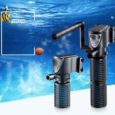 3 in 1 Aquarium Internal Filter Oxygen Submersible Water Pump For Fish Tank Pond