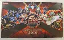 Yu Gi Oh TAPPETINO KONAMI Playmat REGIONAL QUALIFIER 2010 Sciabola X - Saber GCC