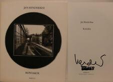 Jan Henderikse Katalog original signed signiert autograph Signatur Autogramm