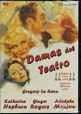 Damas del teatro (Stage Door) (DVD Nuevo)