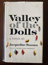 Valley of the Dolls - Jacqueline Susann 1967 1st Edition 12th Printing Hc/Dj