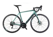 Bianchi Infinito CV Disc Bicicletta al Carbone - C CK16/Nero Full lucido