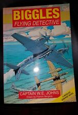 BIGGLES FLYING DETECTIVE GRAPHIC NOVEL CAPT. W.E. JOHNS .RED FOX 1996