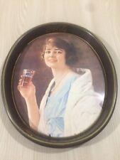 Vecchio Vassoio Coca Cola Anno 1973 Made In Usa