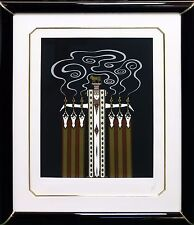 "ERTE ""THE GOLDEN CALF"" 1983 