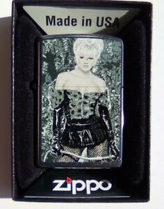 Zippo Lighter , Sexy Misstress , Lady with whip , Fetish interest ? Pin up pinup