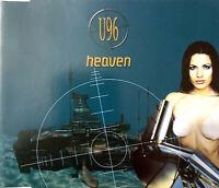 U96 Maxi CD Heaven - Europe (M/EX+)
