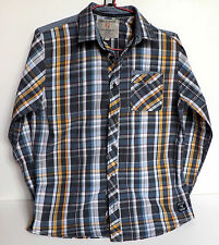 Kinder Jungen Langarm Hemd  Gr. 152/158 von Garcia Jeans