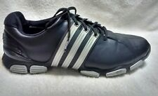 Adidas Men's Golf  Shoes 360 tour Boost  Black Us  size 11,5