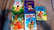 5x Walt Disney World of Books Bundle (10)
