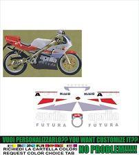 kit adesivi stickers compatibili  af 1 125 futura 1990