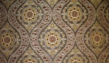 "54"" wide Resevoir 100 Sand Floral Chenille 100% polyester sold per yard"