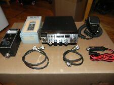 Uniden Pc122Xl Ssb Cb Radio & Swr meter