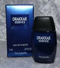 Collectors mini parfum -  Guy larouche Drakkar Essence 5 ml   + box